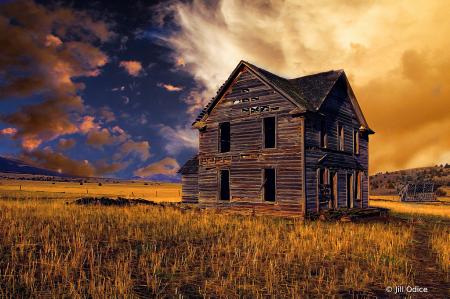 The Newbill House