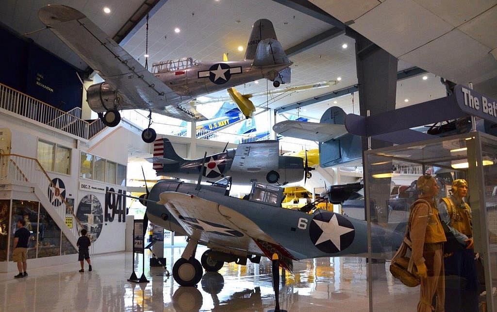 Museum Airplanes