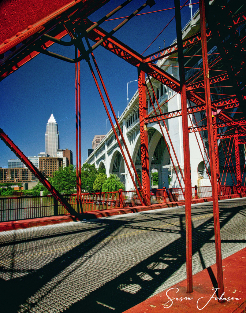Cleveland Bridges - ID: 15821417 © Susan Johnson
