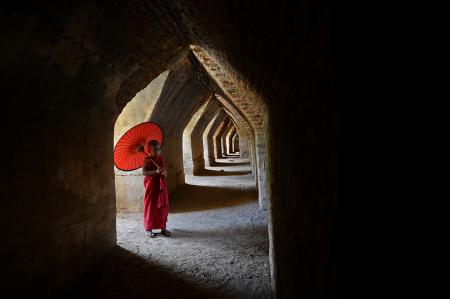 Myanmar novice