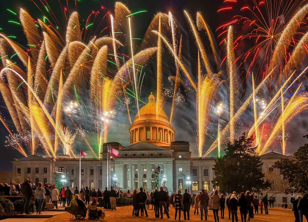 Capitol Fireworks - Website C - ID: 15821921 © Larry L. Redmon