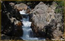 Lead up Falls to Glen Ellis Falls
