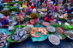 Bazaar seller