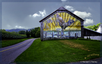 Painted Barn...