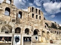 ~ A GREEK RUIN ~ ~
