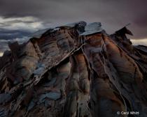 Dragon in the Rocks