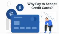 Why Pay to Accept Credit Cards?