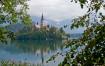 Lake Bled, Sloven...