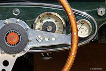 Old tachometer
