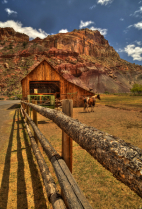 Capital Reef Barn