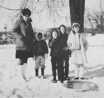1970 Indiana Winter