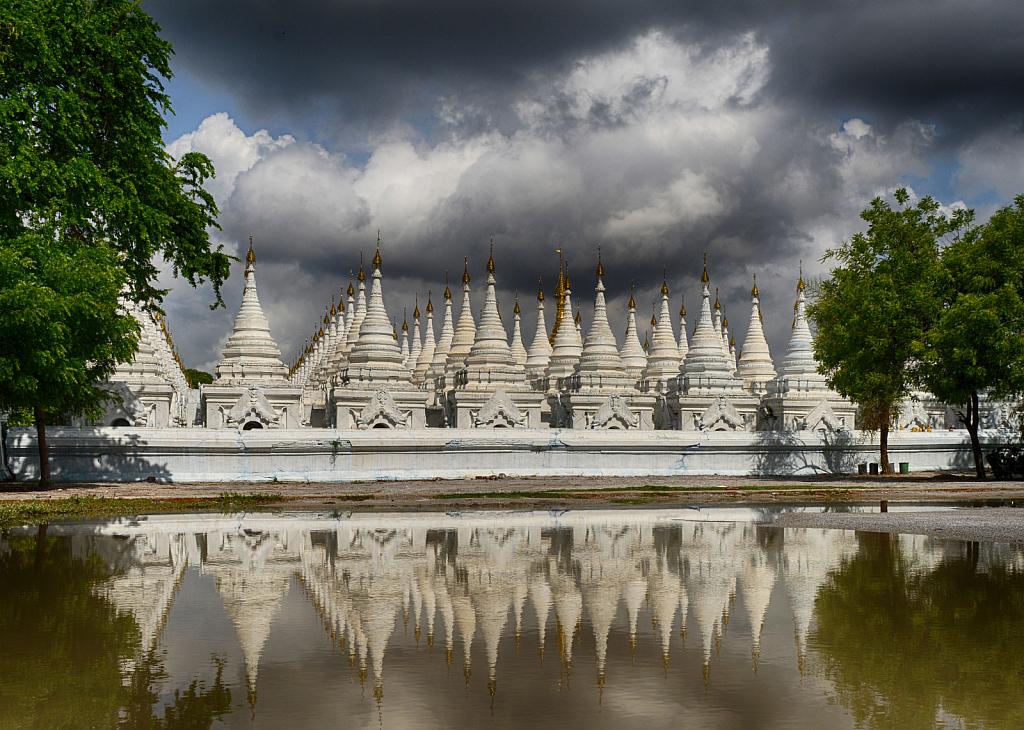 Sandamuni pagodas