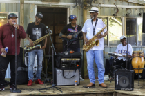 Labor Day Jazz Session