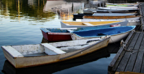 Peaceful Dinghies