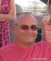 My wonderful husband Gary