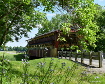 Spain Creek Covered Bridge