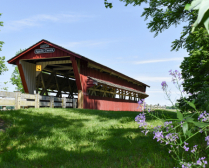 Spain Creek Covered Bridge 2