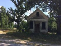 Abandoned Little House