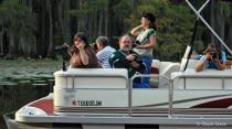 BPers on Caddo Lake
