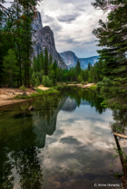 Three Brothers - Yosemite National Park