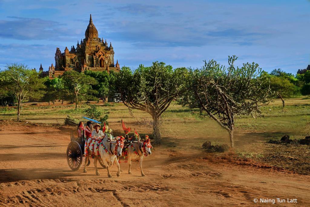 sight seeing in Bagan heritage