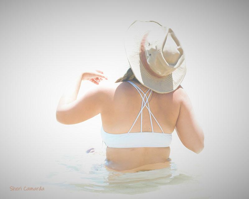 Soakin' in the Rays! - ID: 15824284 © Sheri Camarda