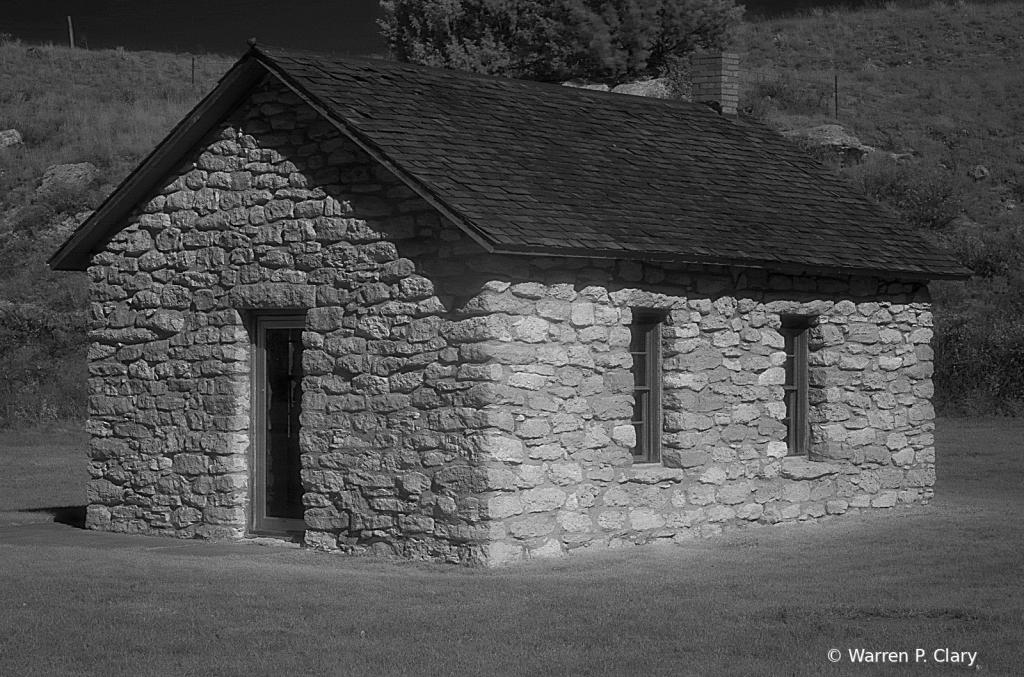 Ash Hollow Stone School House (1903)