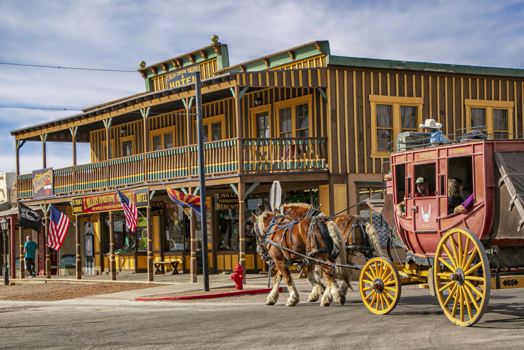 T Millers Mercantile and Hotel