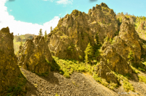 Mountain Crags