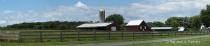Eastern Shore Farm Pano
