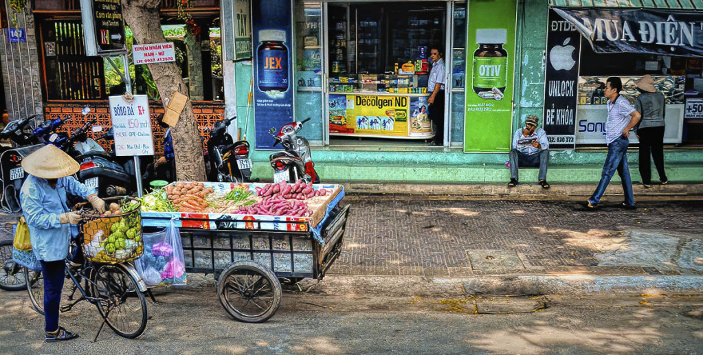 One Morning In Vũng Tàu, Vietnam