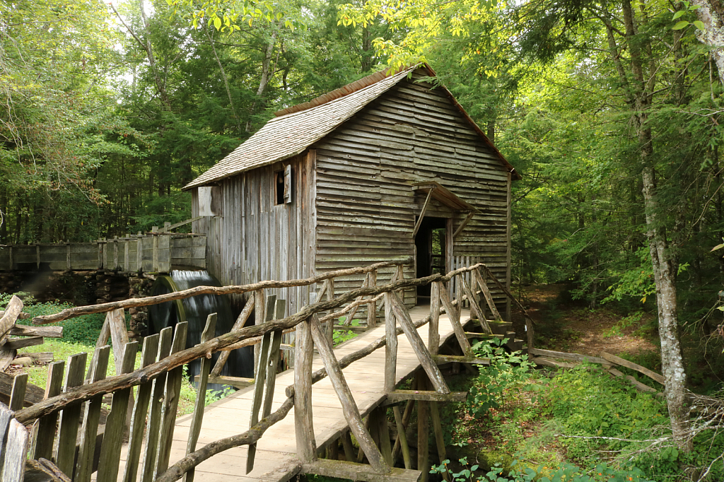 John P Cable Grist Mill