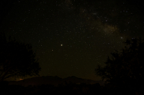 Southeastern Arizona Night Sky