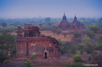 Bagan heritage site