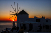 Sunset at Santori...