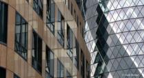 City windows, London
