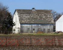 The Old Gray Barn Ain
