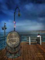 ~ ~ AT THE PIER ~ ~