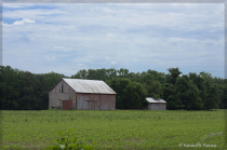 Route 3 roadside Barn