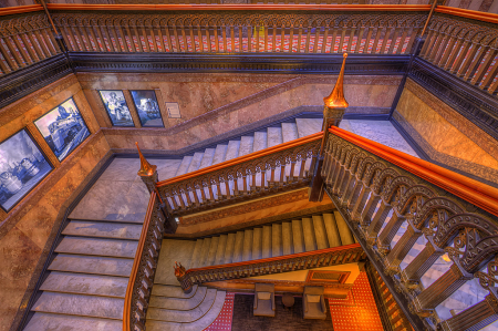 Stairs and Stairs