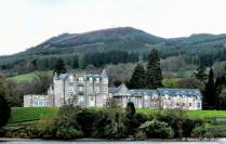 An old Scottish Resort near Glascow
