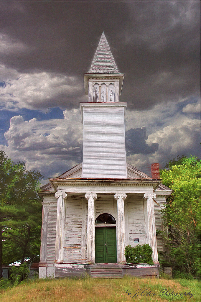 Sad Little Church