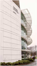 Univeristy of Teesside - Library 2