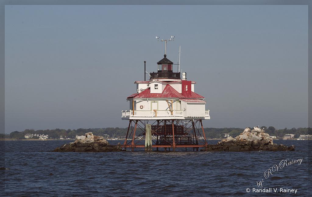 Thomas Point Lighthouse...
