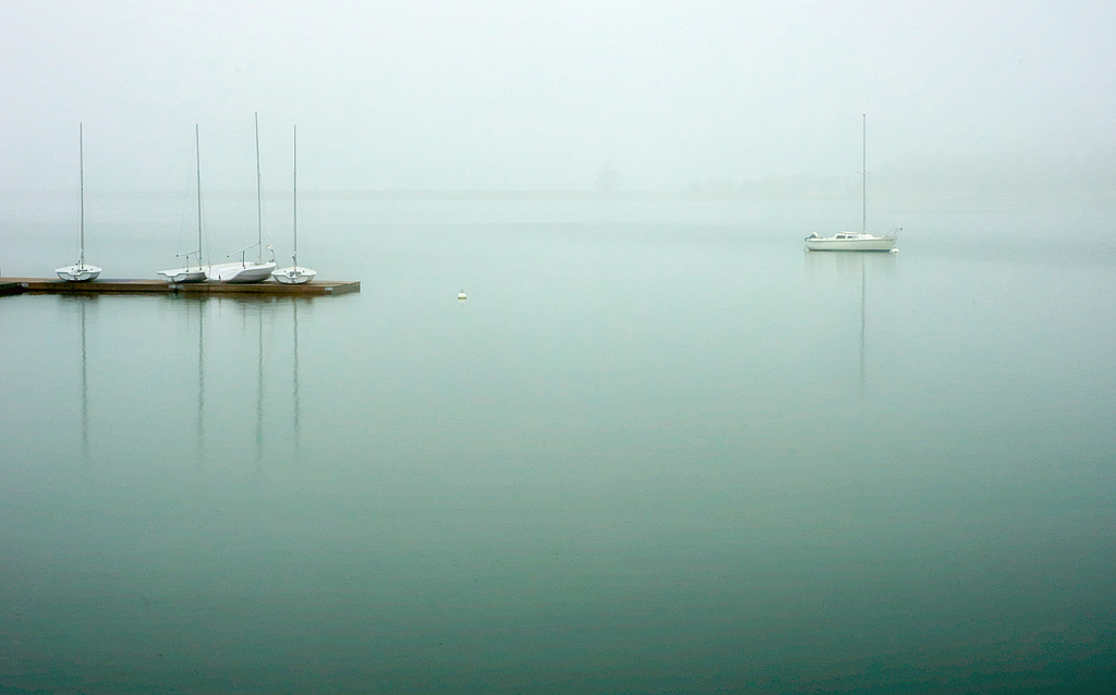 Dorchester Bay, Boston