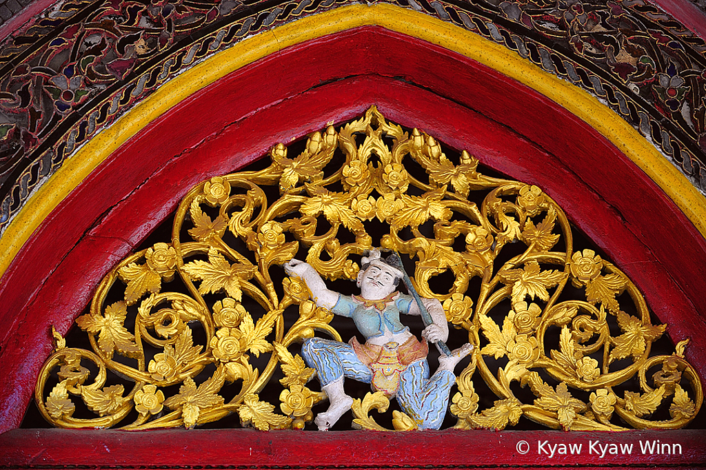 Artwork of Myanmar