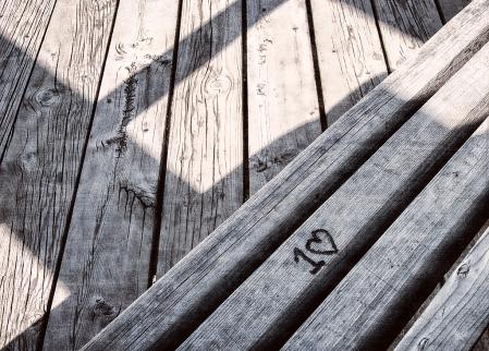 Deck Shadows