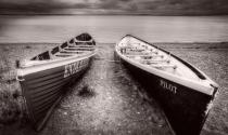Boats at Hull Gut