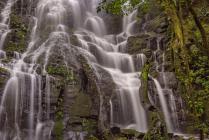White river waterfall