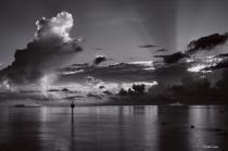 Galveston Bay Sunrise